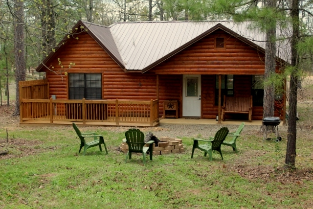 Beavers bend cabins for Bend cabin rentals
