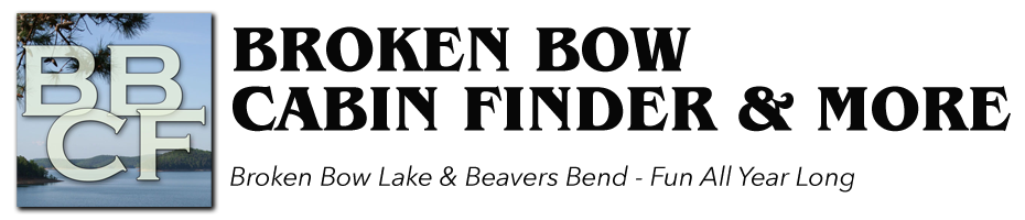 Broken Bow Cabin Finder